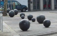 Urbastyle Street Furniture Bollards