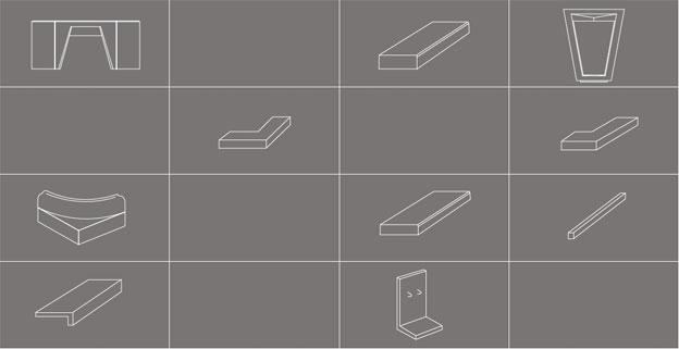 Urbastyle's Concrete Elements